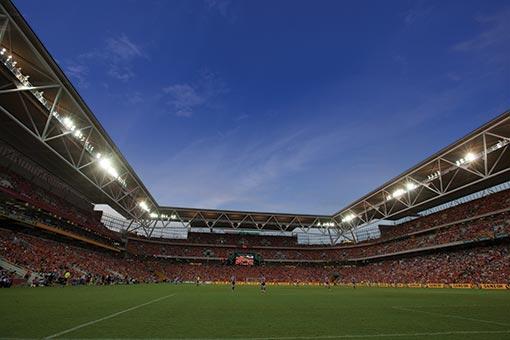 Brisbane Roar FC - Suncorp Stadium